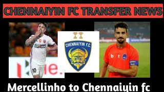 Chennaiyin fc Transfer news | Mercellinho to chennaiyin fc | VALSKIS to KBFC | Khel now TV