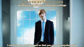 Even If I Die, I can't let you go - 2AM [ English Subs + Romanizations + Hangul ]