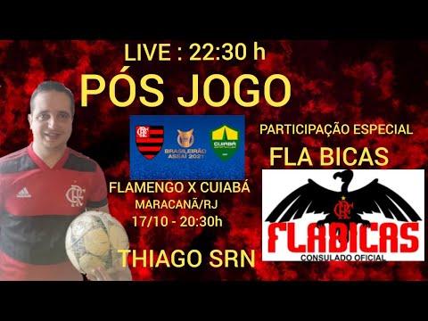 PS JOGO : FLAMENGO X CUIAB ! ANLISE DO JOGO !