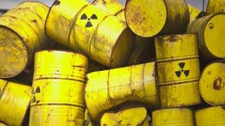 A nuclear waste dump for eternity