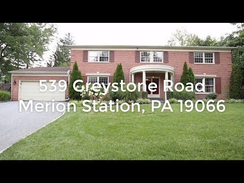 539 Greystone Road, Merion Station, PA 19066