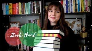 Birthday & Christmas Book Haul | 2017