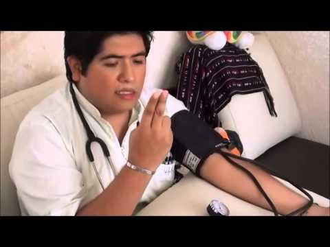 como tomar la presion arterial