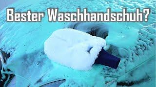 Petzoldts Waschhandschuh (FIX40) im Test - super weich! || Update CC One Felgenversiegelung