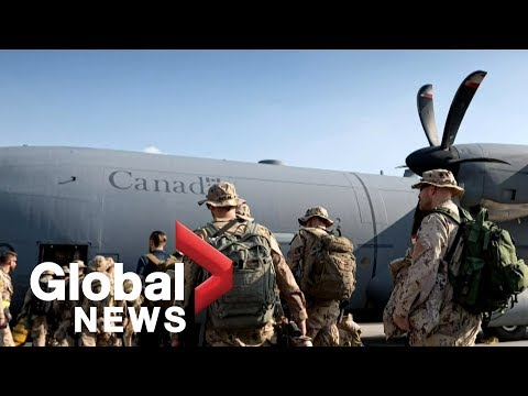"Iran is warned ""The world is watching""; Canadian troops back in Iraq"