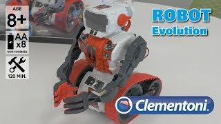 """Обучающий робот-Конструктор с Bluetooth """"Evolution Robot CLEMENTONI"""" от компании Интернет-магазин """"Timatoma"""" - видео"""