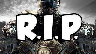 RIP Black Ops 3...