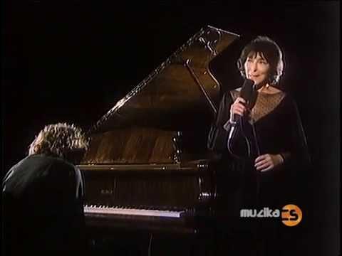 Hana Hegerová - Ne me quitte pas (live 1988)