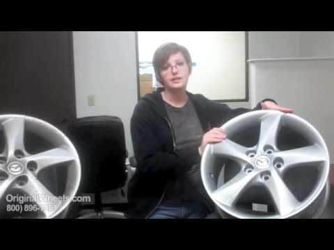Mazda 6 Rims & Mazda 6 Wheels - Video of our Factory, Original, OEM, stock new & used rim Co.