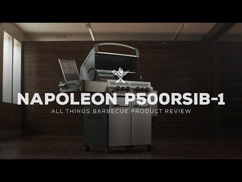 Napoleon P500RSIB-1 Gas Grill Review | Product Roundup by All Things Barbecue