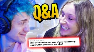 WHAT HAPPENED THE FIRST YEAR OF OUR RELATIONSHIP | NINJA