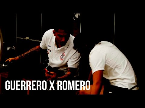 #AMISTOSO - Paolo Guerrero x Ángel Romero