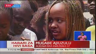 Juhudi za Watahiniwa:Sherehe miongoni mwa watahiniwa waliojizolea alama ya juu katika mtihani