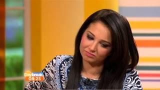 "TULISA CONTOSTAVLOS   INTERVIEW & ""SIGHT OF YOU"" ON DAYBREAK"