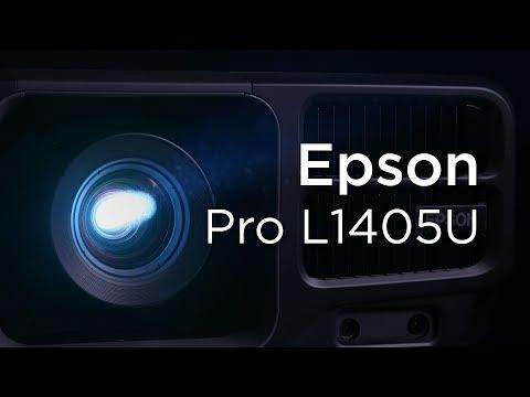 Epson Pro L1405U 4k Enhanced Laser Projector