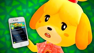 Isabelle  - (Animal Crossing) - Stalking Isabelle on Twitter
