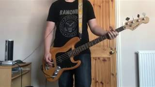 Anti-Flag - This is the End (For You My Friend) Bass Cover
