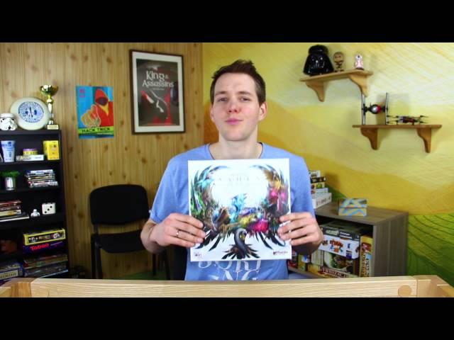 Gry planszowe uWookiego - YouTube - embed NzzqAg6uG0E