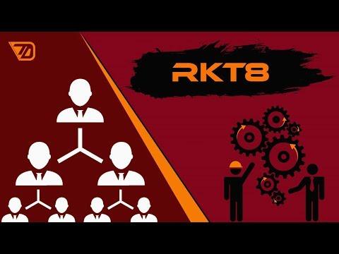 Как набрать рефералов в RKT8? Лайфхак