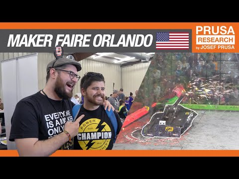 The amazing projects from Maker Faire Orlando 2019