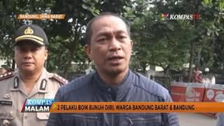 Dua Terduga Pelaku Bom Kampung Melayu Merupakan Warga Bandung