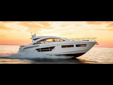 Cruisers Yachts 60' Cantiusvideo
