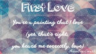 First Love || Exo English Cover