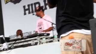 Dj Scratch cuts Eve Let Me Blow Your Mind into Mary Had A Lil Lamb Live At The Brooklyn Bodega BHHF