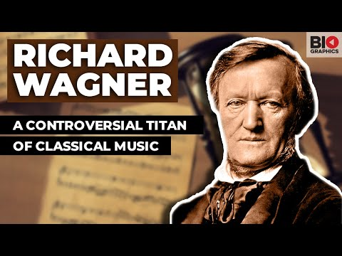 Watch Now: A New, Brief, Wagner Video Biography
