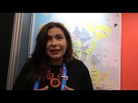 PDAC 2019: Entrevista a María Angélica Remuzgo de INGEMMET