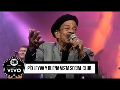 Buena Vista Social Club video Pio Leiva y figuras de Buena Vista Social Club - CM Vivo 2000