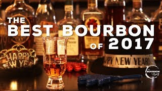 What was the Best Bourbon of 2017?