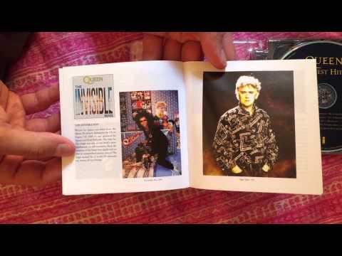 Queen Platinum Collection (2011 Remaster) Unboxing