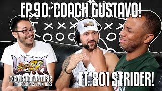 COACH GUSTAVO! The Excellent Adventures Of Gootecks & Mike Ross Ft. WFX|801 STRIDER! Ep. 90