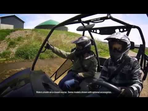2016 Arctic Cat HDX 700 XT in Eagle Bend, Minnesota - Video 3