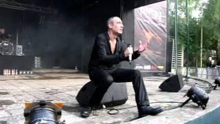 """DAF """" der Räuber und der Prinz """" live auf dem NCN in Deutzen"""