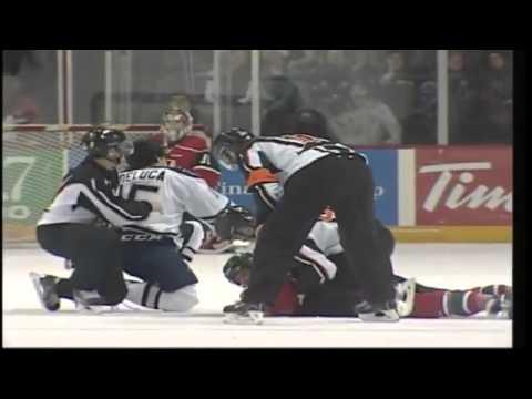 Nikolaj Ehlers vs. Anthony DeLuca