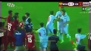 Trending! Indonesia Pesta Gol ke Gawang Brunei dan Lolos, Laga Vietnam Vs Myanmar Keras dan Ricuh