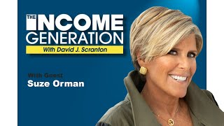 "Suze Orman Talks ""The Ultimate Retirement"""
