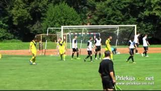 Nogometni turnir v Ljutomeru, polfinalni tekmi