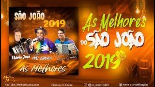 AS MELHORES DO SÃO JOÃO 2019 - Edigar Mão Branca / Flávio José / Targino Gondim