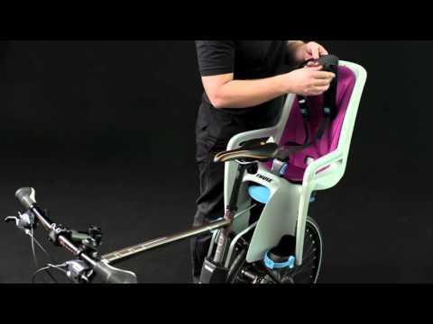 Silla Portabebé para Bicicleta Maxi RideAlong Thule