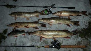 Рыбалка в середине декабря