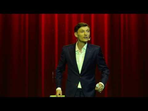 Павел Воля про Екатеринбург, гопников, Америку, выборы - стендап в Нью-Йорке 2016