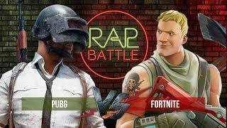 Рэп Баттл - PUBG vs. Fortnite (реванш)