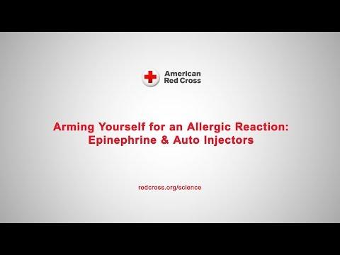 Reakcja anafilaktyczna - objawy i leczenie