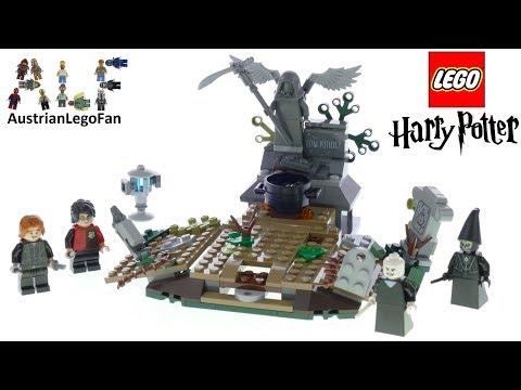 Vidéo LEGO Harry Potter 75965 : La Résurrection de Voldemort