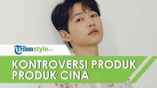 Song Joong Ki Minta Maaf atas Kontroversi Produk China di Drama Vincenzo, Pernyataannya Tuai Pujian