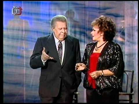 Jiřina Bohdalová a Vladimír Dvořák - Televarieté