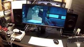 Z Review - NEC EA294WMi Part 2 GoPro